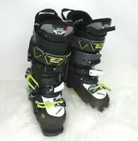 DALBELLO Panterra 100 Ski Boot Black a green Mens MP 25.5 or US size 8.5