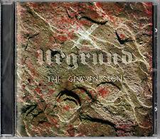 URGRUND the graven sign CD 2002 Baphomet FIRST PRESS Death Metal