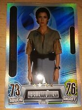 Force Attax Star Wars Serie Movie 2 Force Meister Nr.226 Prinz. Leia Sammelkarte