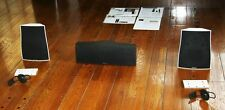 B&W Bowers Wilkens Solid Solution S100 & C100 Speaker System,brother DM602 LCR60