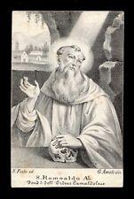 santino incisione 1800 S.ROMUALDO DI CAMALDOLI