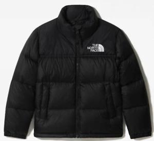 The North Face Youth 1996 Retro Nuptse Jacket / BNWT / Black