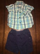 Boys 9 Months Carters Outfit Set