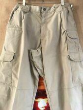 5.11 Tactical Series men's beige cargo pant size 34 x 34