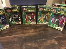 Bandai Power Rangers Action Figures 1994