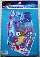 Scrapbook Accessory Pack Sports Themed by Remember When NEW