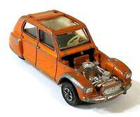 Dinky Toys 149 Citroen Dyane 1/43 England Vintage Toy Car Diecast M487
