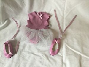 Chad Valley design a friend doll Outfit Ballet Set B