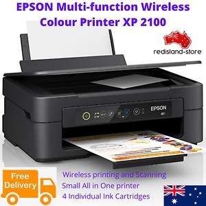 Epson Expression Home XP2100/2105 3-in-1 Inkjet USB Printer+Wi-Fi+Mobile Print