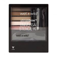 WET n WILD Ultimate Brow Universal Stencil Kit