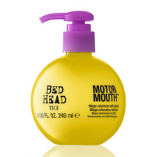 TIGI Bed Head Motor Mouth Volumen Stylingcreme mit Neon-UV-Glanz 240ml
