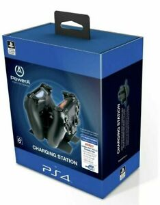 PowerA PS4 Controller Charging Station New Sealed
