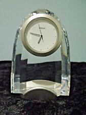 "Swarovski Crystal  CLOCK, CARRIAGE ""ENIGMA""   168 002 / 9280 000 009"