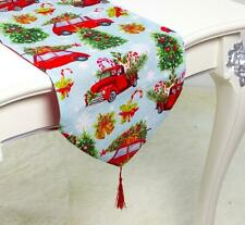 Table Runners Tablecloth Snowman Wedding Christmas Deer Party Decoration Decors