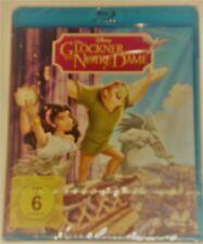 Der Glöckner von Notre Dame Blu Ray NEU Walt Disney NEU OVP