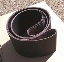 """5 Pack Sanding Belts 4"""" x 64"""" Long x 80 Grit Belt Sander grinder machine USA"""