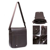Unisex Cross Body Bag Messenger Office Tablet Work Satchel Shoulder Bag M1810