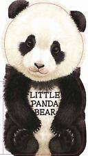 Mini Look at Me Bks.: Little Panda Bear (2014, Board Book)