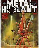 Métal Hurlant n°11. Couverture Christopher FOSS. 1976. ETAT NEUF