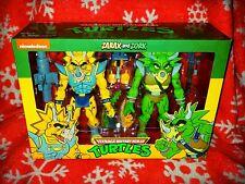 NECA Teenage Mutant Ninja Turtles TMNT ZARAX ZORK Target Exclusive Nickelodeon