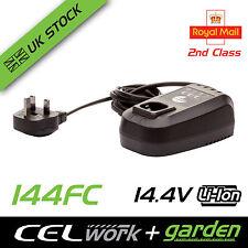CEL 14.4 V Li-Ion Batería Cargador Rápido