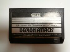 COMMODORE VC-20 / VIC-20 --> DEMON ATTACK /// CARTRIDGE / MODUL