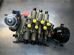 Lamborghini E-Gear Valves Group 086325181C rebuild service Gallardo Murcielago