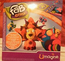 Fab Effex create characters with fabric. Bnib