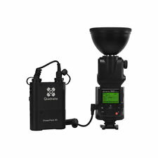 Quadralite Reporter 360 TTL N Portátil Luz De Flash Speedlight Para Nikon