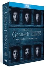 GAME OF THRONES 6 (2016): THE WINDS OF WINTER - TV Season Series Rg Free BLU-RAY