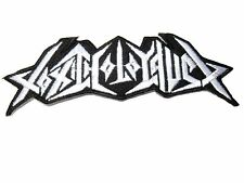Toxic Holocaust Thrash Metal Embroidered Iron On Sew Shirt Jacket Hat Patch