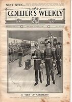 1899 Colliers October 7 - South African Diamond mines; Dreyfus trial;Philippines