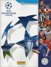 "Album Panini ""UEFA Champions league 2012/2013"" **vide et neuf**"