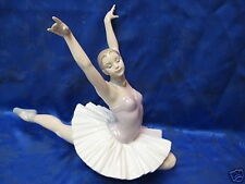 Nao By Lladro #1629 The Art Of Dance Brand New In Box Ballernia Large Piece F/Sh