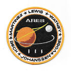 The Martian Movie Ares III Mission Crew Logo Embroidered Patch NEW UNUSED