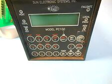 Sun Electronics PC100-2  1/4 DIN Controller with IO Board