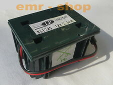 Batterie - Akku für Rasenmäher-Chassismontage 12V/2,5Ah Sabo, Toro, Stiga  30421