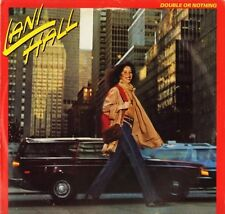 LANI HALL double or nothing SP-4760 usa a&m 1979 LP PS VG+/EX