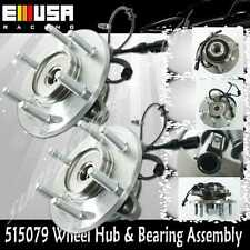 2 PCS Front  WHEEL HUB BEARING  2005 Ford F-150 F150 4WD AFTER11/29/04 515079