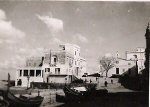 St Pauls Village Malta . World War 2 photograph