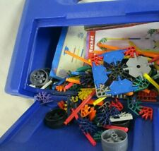 New listingK'Nex Bundle with Carry Case, Lots of Mixed Pieces, Knex Construction Kit