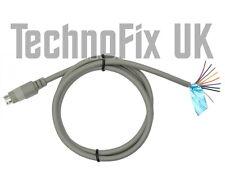 Breakout cable - 8 pin mini DIN for Yaesu band data, cat, linear, tuner etc.