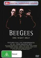 BEE GEES ONE NIGHT ONLY - NEW & SEALED DVD - FREE LOCAL POST