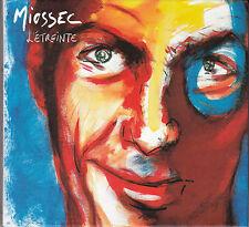 CD DIGIPACK 12T MIOSSEC L'ÉTREINTE DE 2006 PIAS RECORDINGS