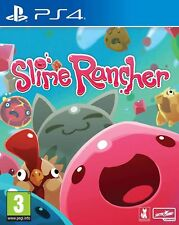 Slime Rancher (PS4) New & Sealed UK PAL Free UK Postage