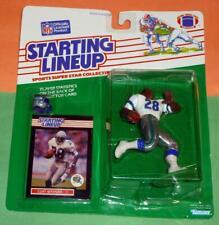1989 CURT WARNER Seattle Seahawks NM- #28 * FREE s/h * Starting Lineup