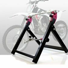 FOLDABLE MOTORCYCLE STAND WHEEL BALANCER & TRUING CHECK TRUE BALANCING MX STREET