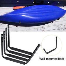 4 PCS Indoor Kayak Storage Hooks Kayak Storage Rack Utility Rack, Heavy Duty E4W