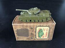 Benbros TV Series No.14 Centurion Tank. Near Mint In Superb Box