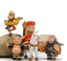 chinese Journey to the West  Action Figure monkey king Toys Doll Collection 4PCS